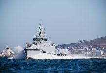 Sentinel 35m vessel 2021